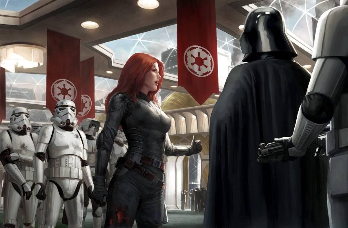 Для съёмок девятого эпизода «Звёздных войн» ищут некую Мару