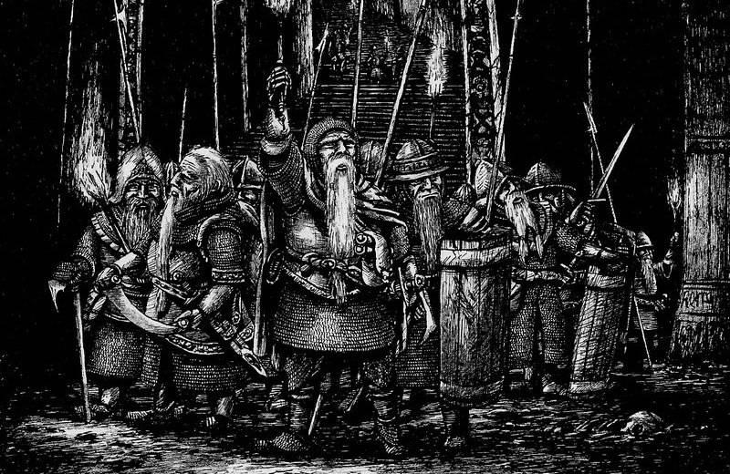 «Властелин колец»: что из приложений Толкина может попасть в сериал 10