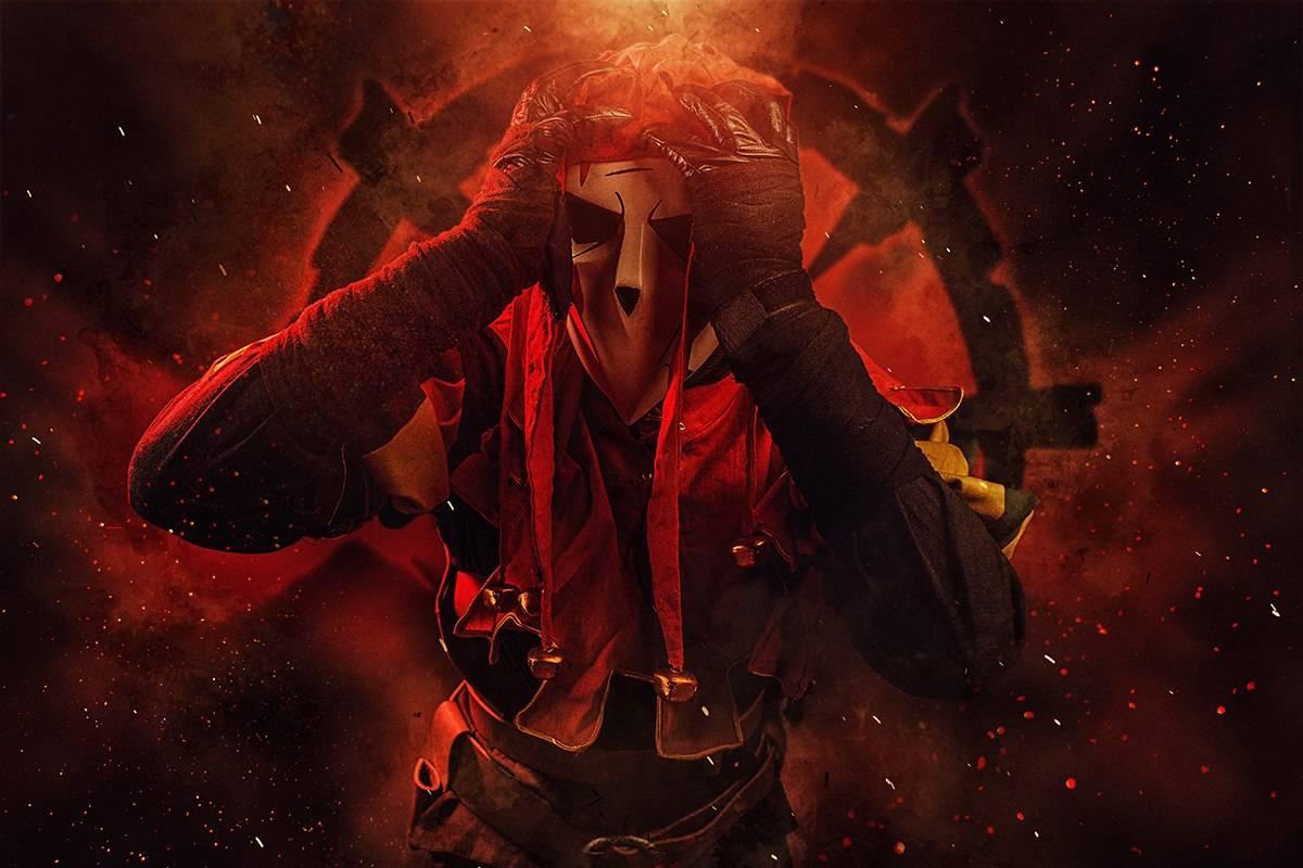 Лучший косплей: Darkest Dungeon и Dark Souls