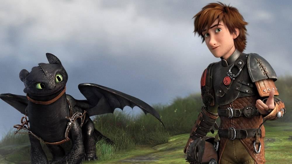 Третья часть «Как приручить дракона» выйдет в феврале 2019-го