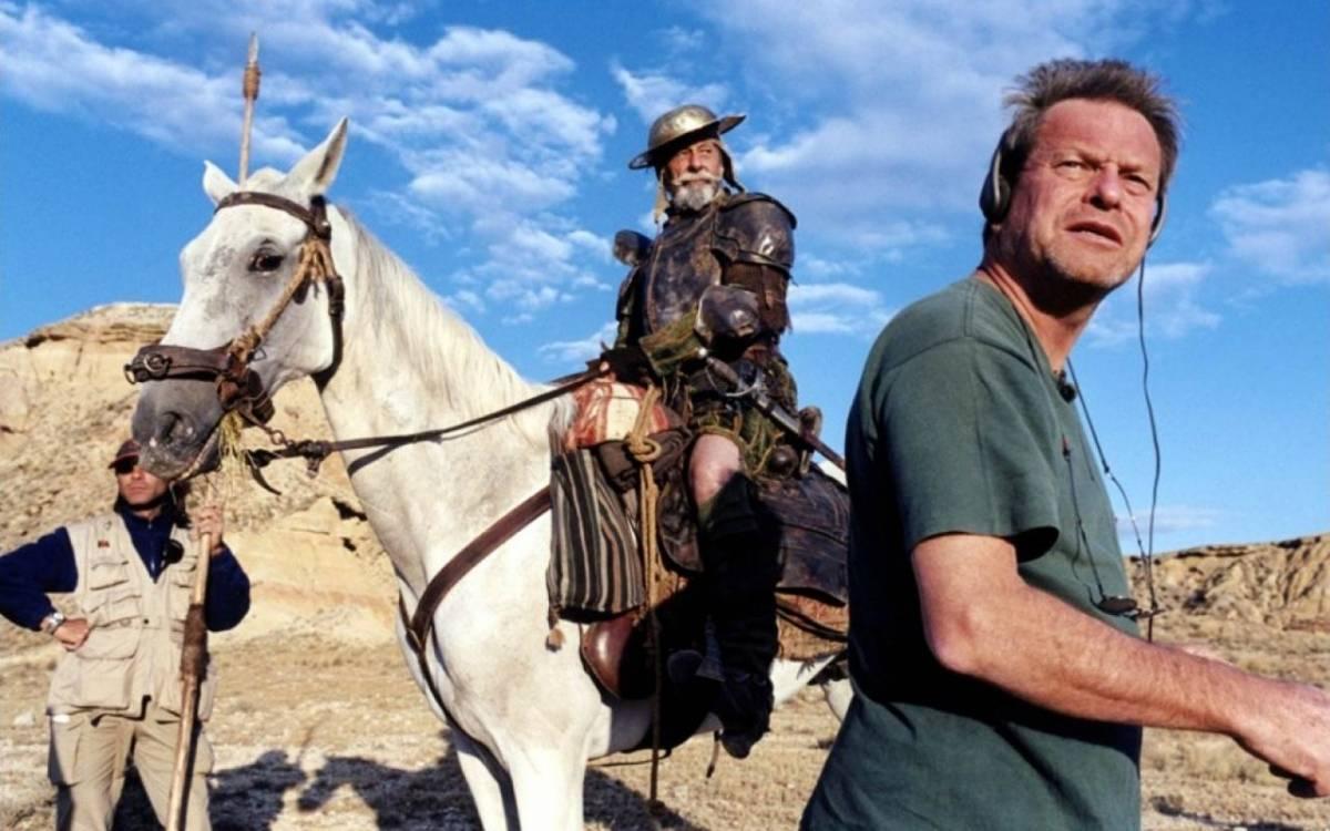 Спустя 18 лет! Вышел трейлер «Человека, который убил Дон Кихота» от Терри Гиллиама