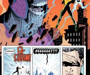 «Чёрный молот». Комикс, достойный «Хранителей» 2