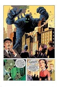 «Чёрный молот». Комикс, достойный «Хранителей» 3