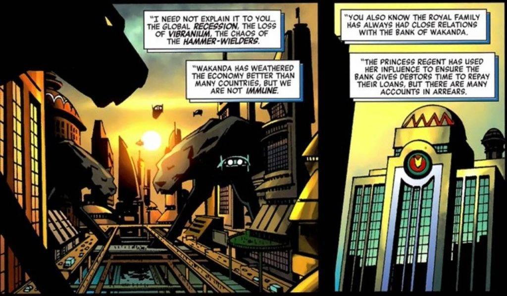 Путеводитель по несуществующим странам Marvel: Ваканда, Латверия, далее везде 2