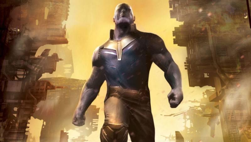 Осенью выйдет книга о предыстории Таноса