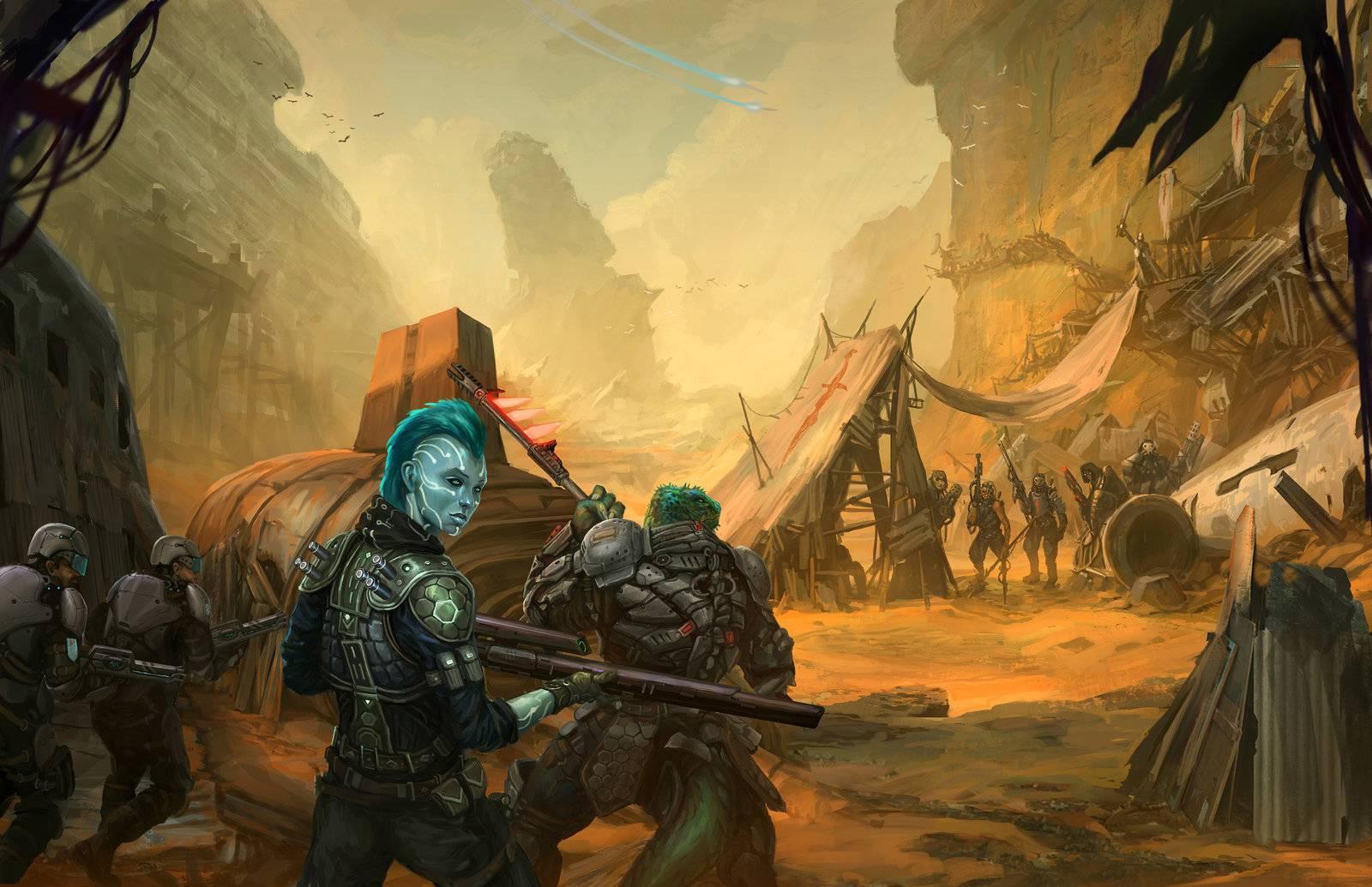 Starfinder vs Pathfinder: что изменилось? 5