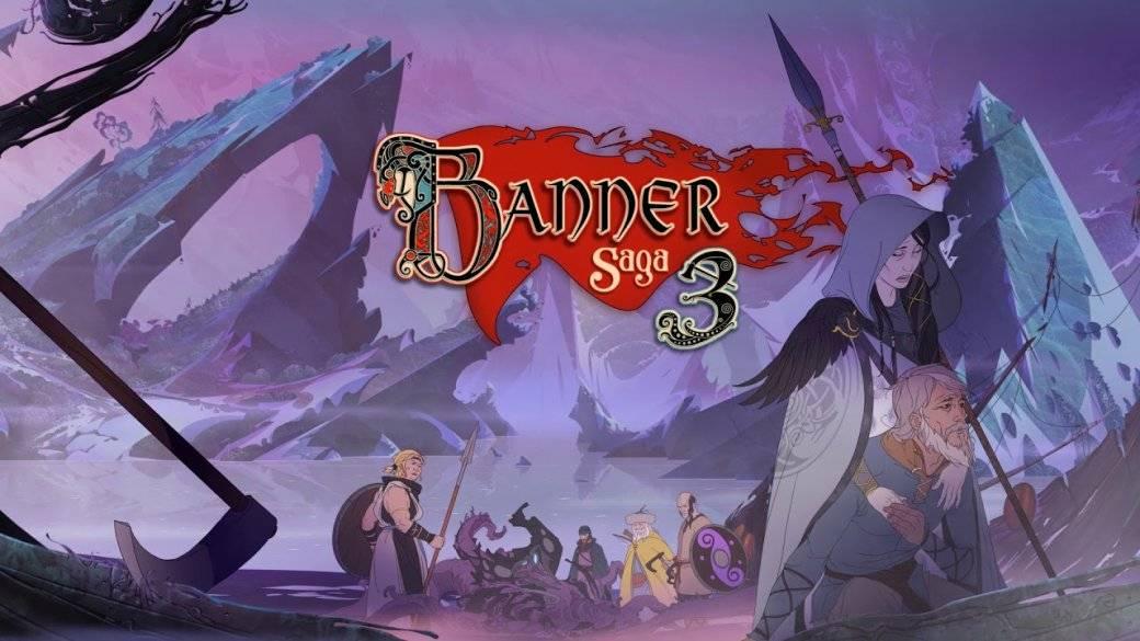 Третья часть The Banner Saga выйдет 24 июля