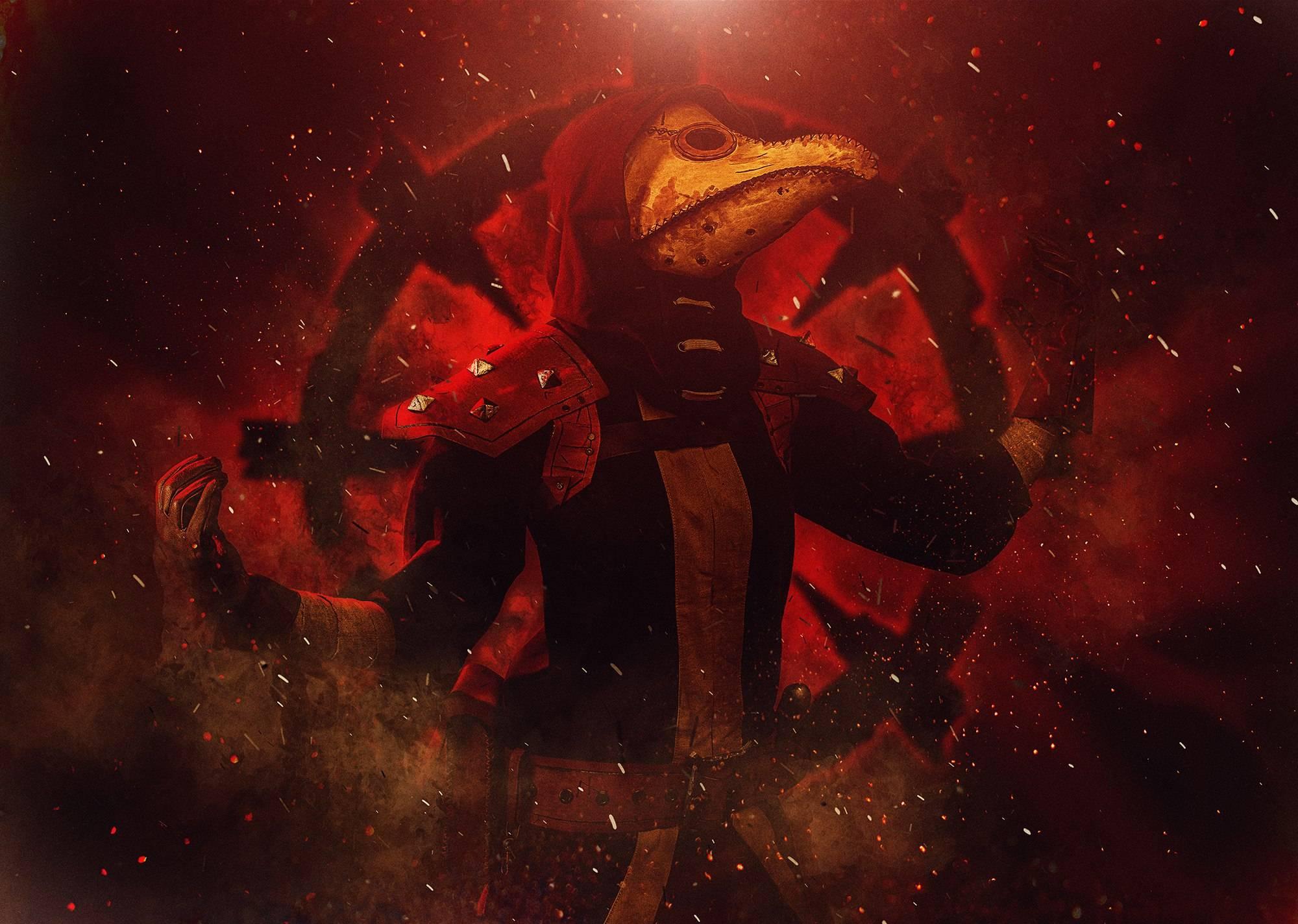 Лучший косплей: Darkest Dungeon и Dark Souls 13