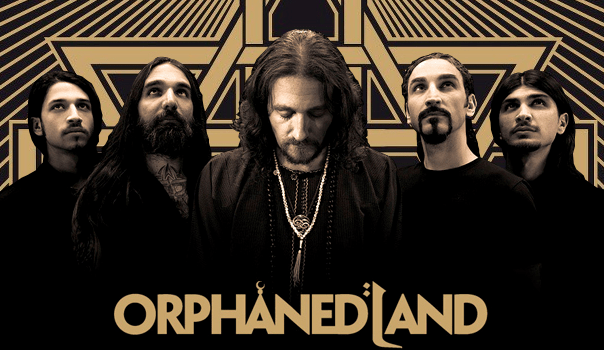 Израильская рок-группа Orphaned Land спустя четыре года возвращаются в Россию!