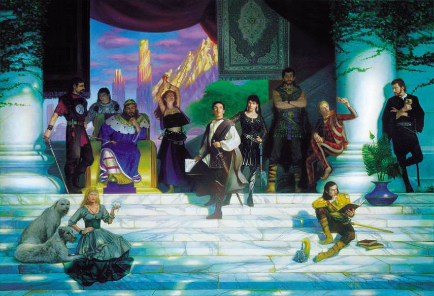 Фэнтези-сериалы, на которые мы надеемся: «Стража», «Чёрный отряд» и другие 2