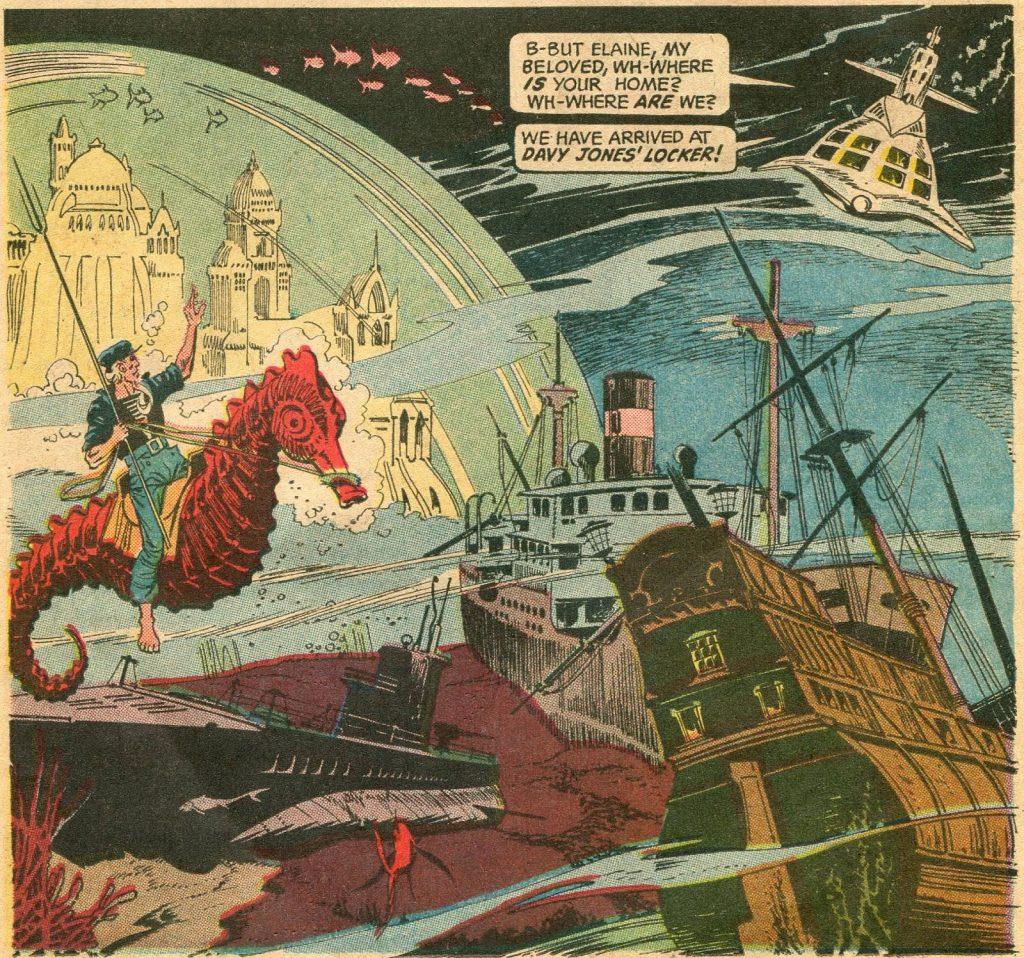 Как появились «Утиные истории»: комиксы 9