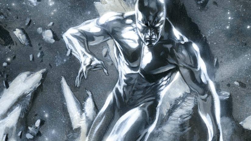 В апреле выходит трагичный комикс про Серебряного сёрфера