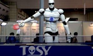 Прошлое, настоящее ибудущее роботов