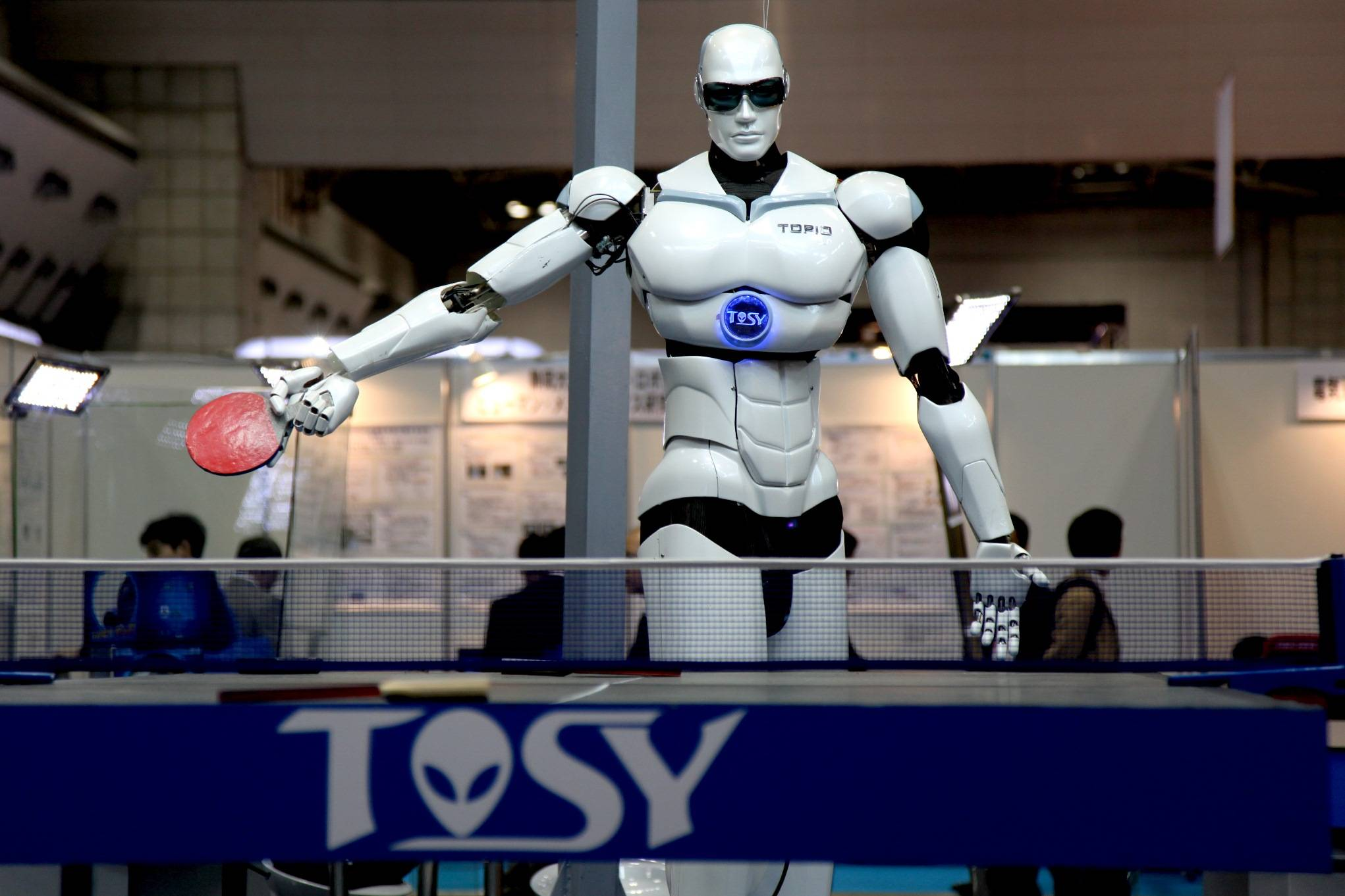 Прошлое, настоящее и будущее роботов 69