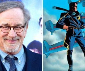 Стивен Спилберг напишет и спродюсирует фильм по комиксам DC