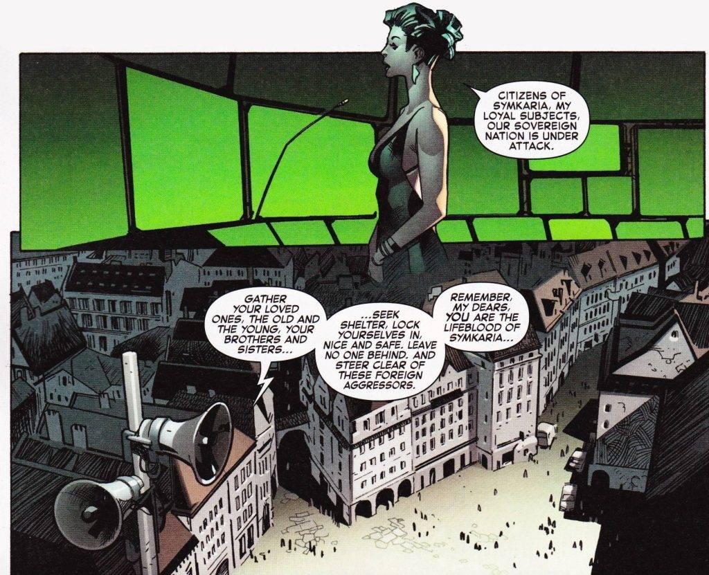 Путеводитель по несуществующим странам Marvel: Ваканда, Латверия, далее везде 11