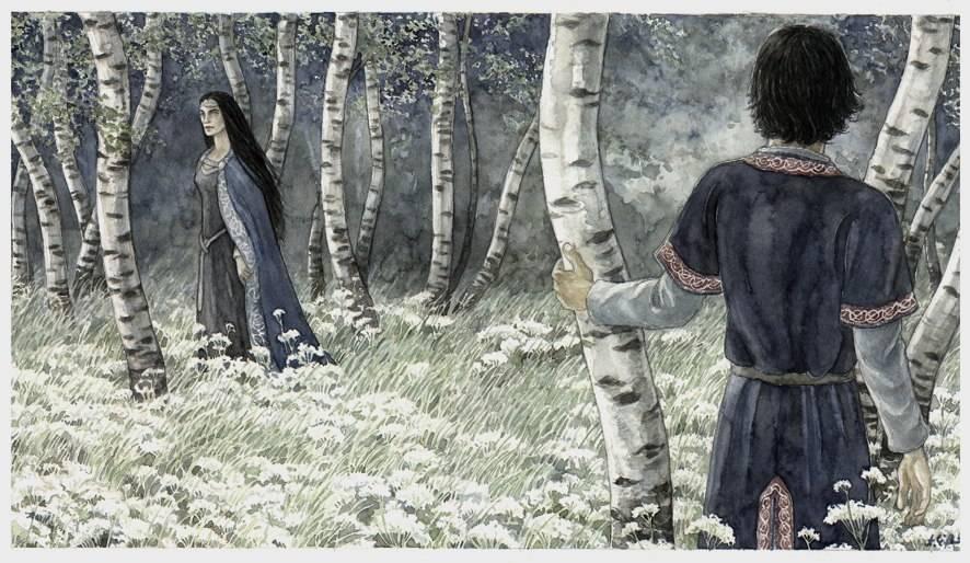 «Властелин колец»: что из приложений Толкина может попасть в сериал 7