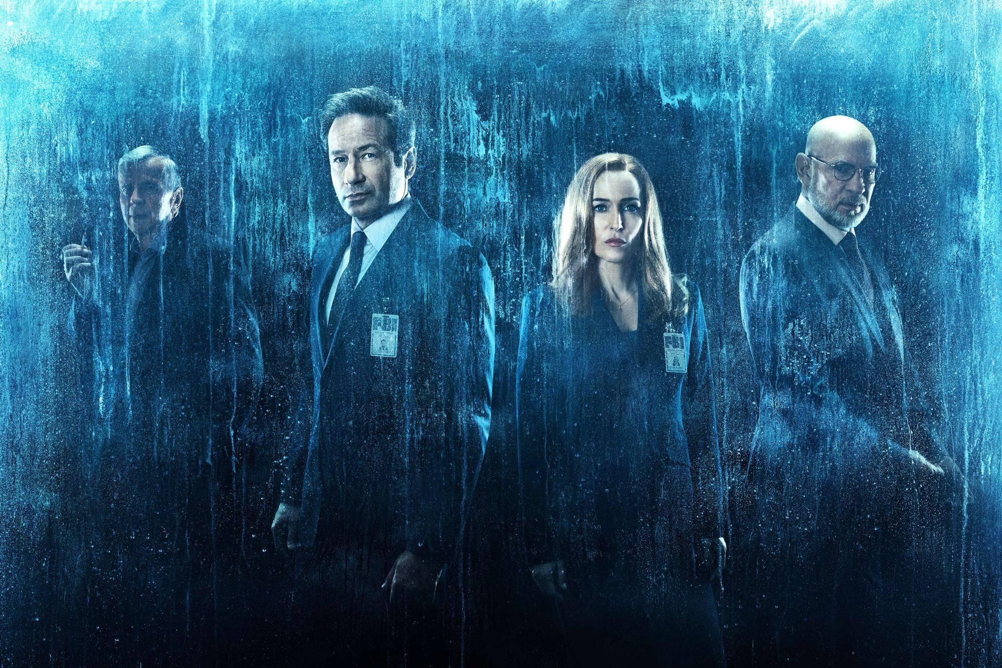 Секретные материалы (11 сезон)