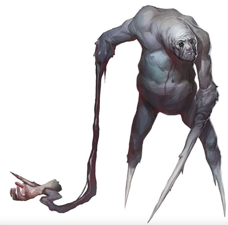 Арт: демоны, монстры и могущественный волшебник в новой книге Dungeons & Dragons 13