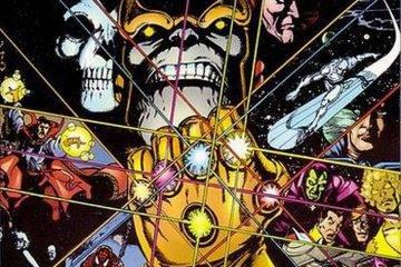 Слух: в Сеть утёк сюжет «Перчатки Бесконечности» — четвёртой части «Мстителей»