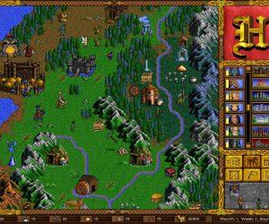 Посмотрите на фанатский ремейк Heroes of Mights & Magic II