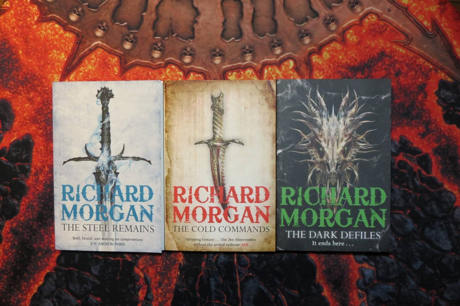 Ричард Морган «Страна, достойная своих героев» 3