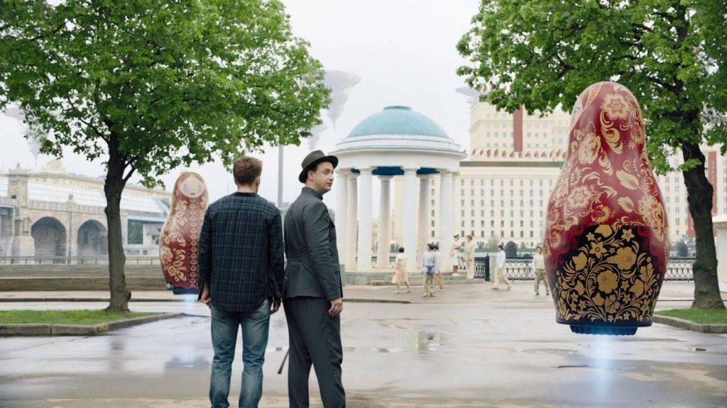 «Черновик»: отличия книги и фильма 2