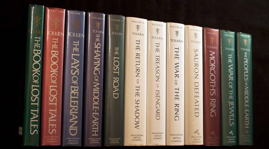 Путеводитель по книгам Толкина: как ориентироваться в произведениях Профессора? 3