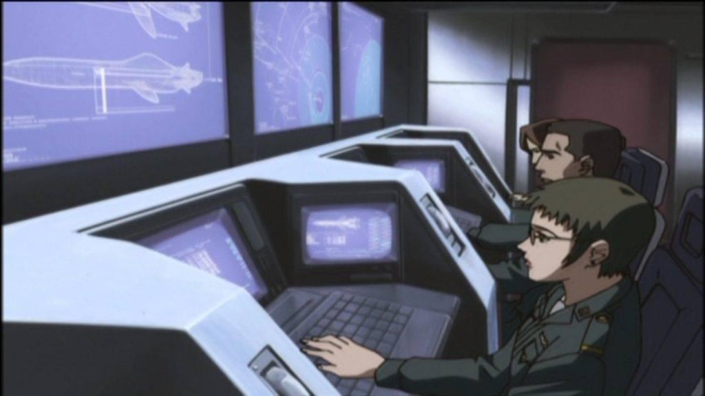 «Стальная тревога!»: мир и герои аниме 22