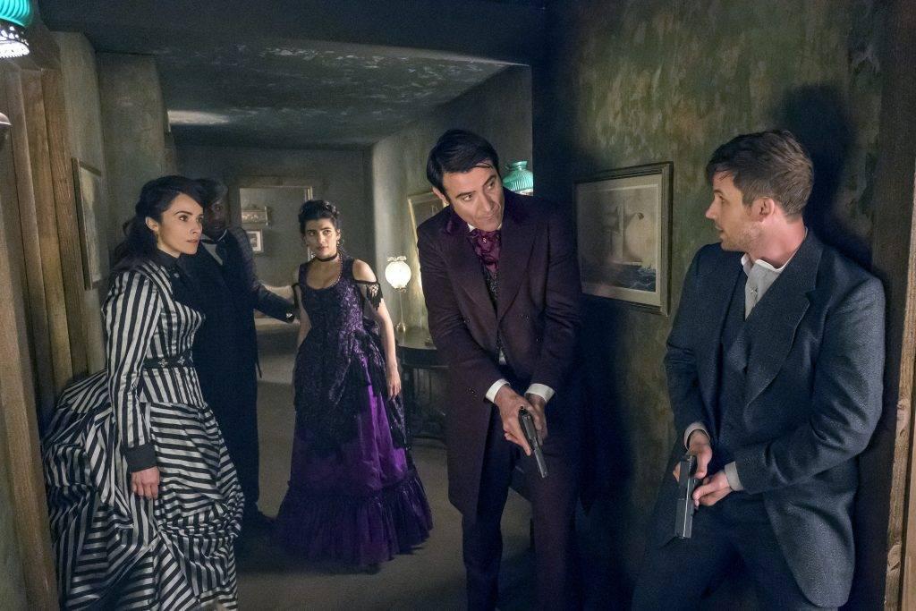 «Вне времени», 2 сезон — почти на уровне «Доктора Кто» 3