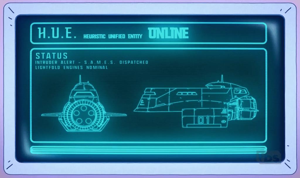«Космический рубеж»: вау-мультсериал, который не стоит пропускать 1
