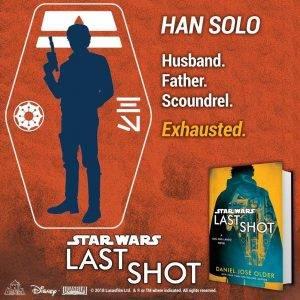 «Последний выстрел». Что мыузнали изновой книги поStar Wars 8