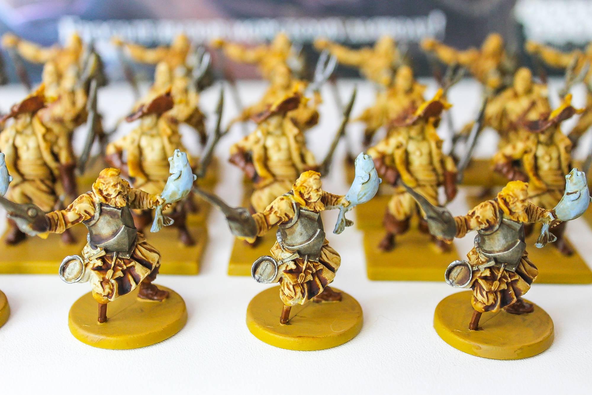 Фото: только поглядите на эти миниатюры пиратов из новой настолки! 1