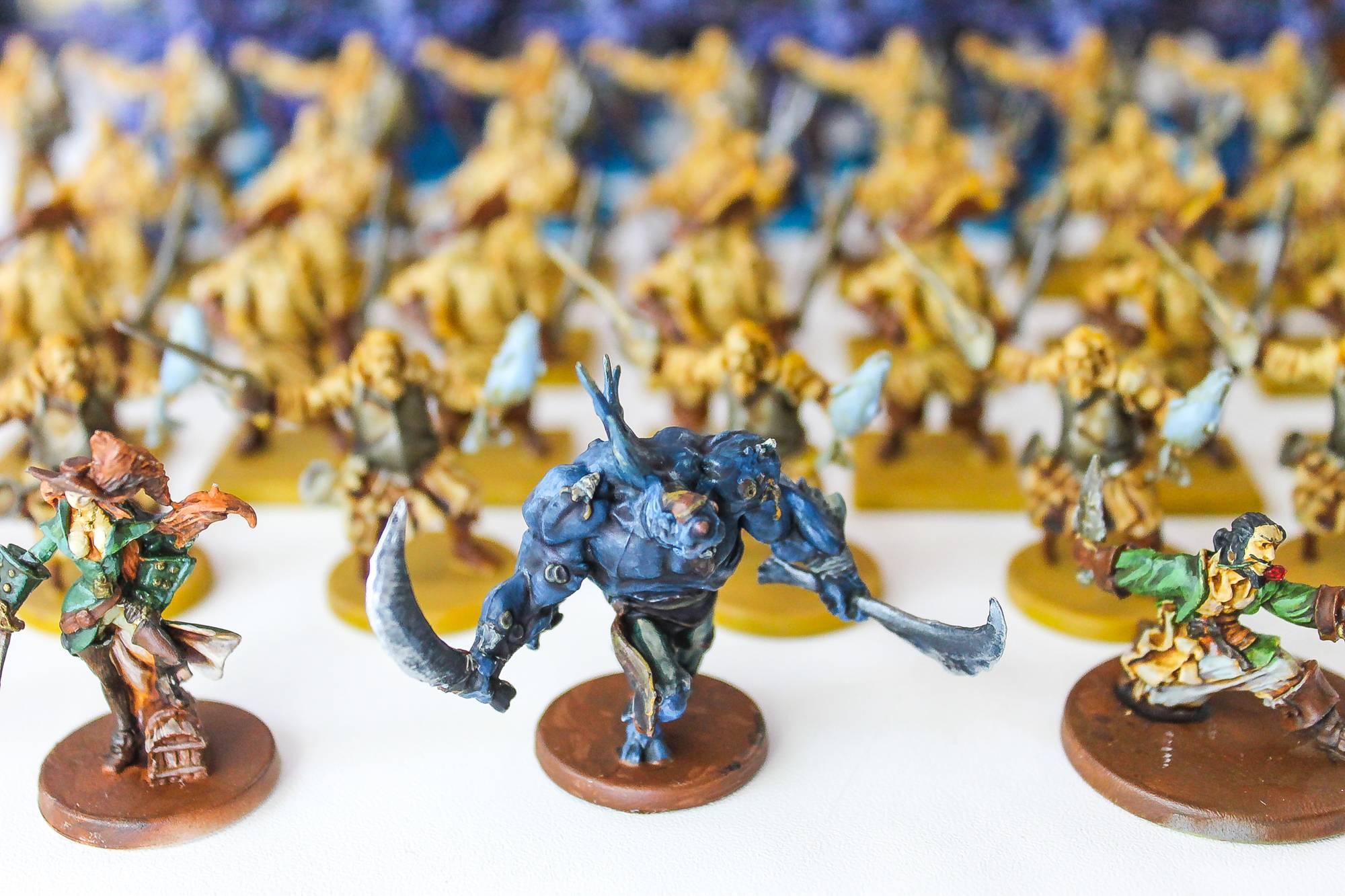 Фото: только поглядите на эти миниатюры пиратов из новой настолки! 2