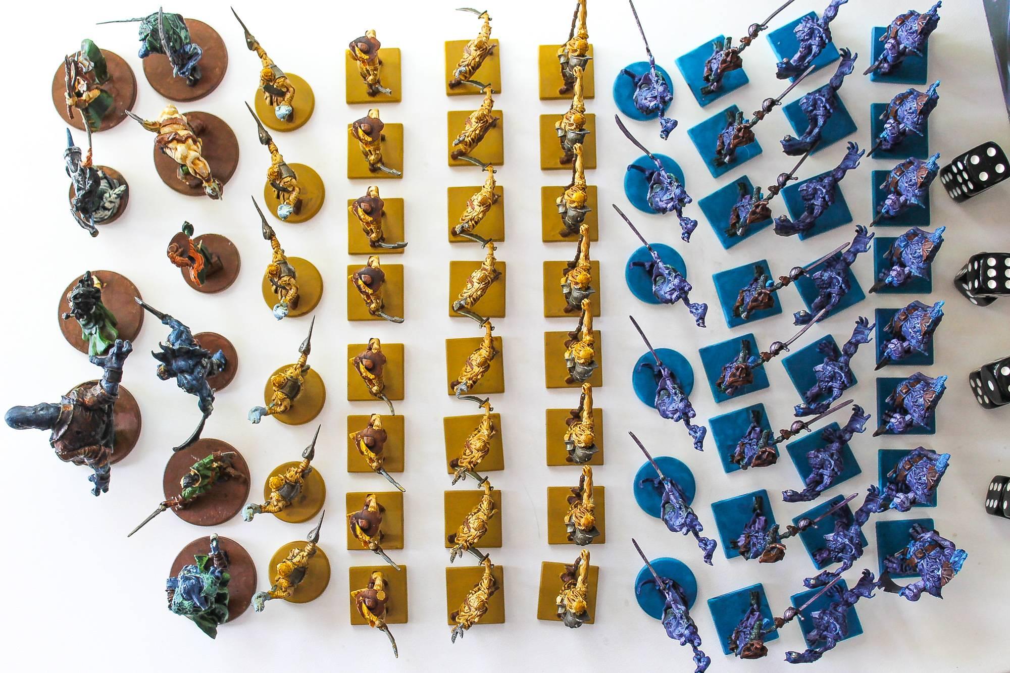Фото: только поглядите на эти миниатюры пиратов из новой настолки! 6