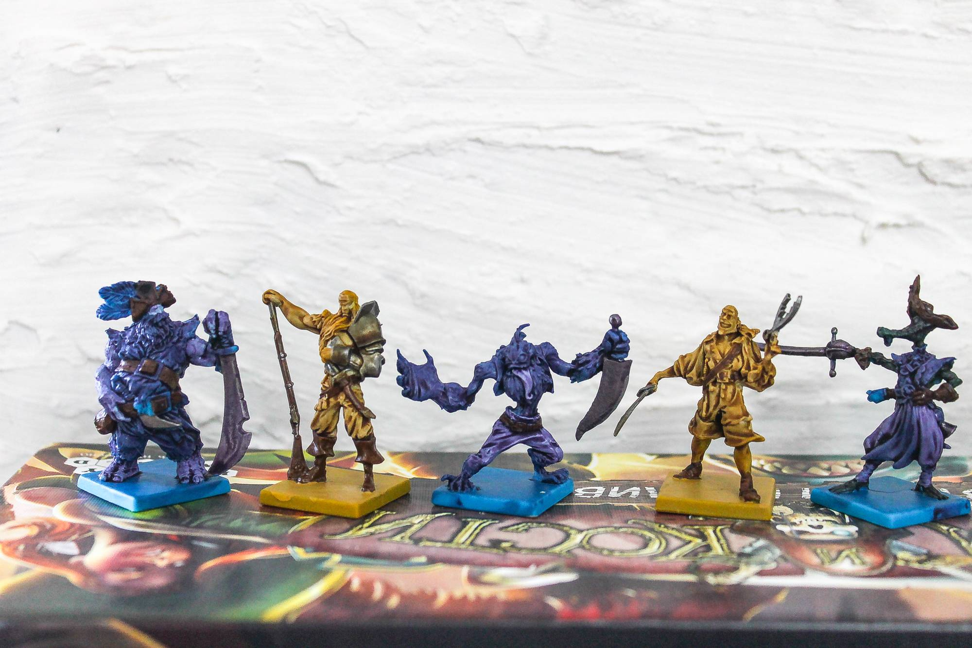 Фото: только поглядите на эти миниатюры пиратов из новой настолки!
