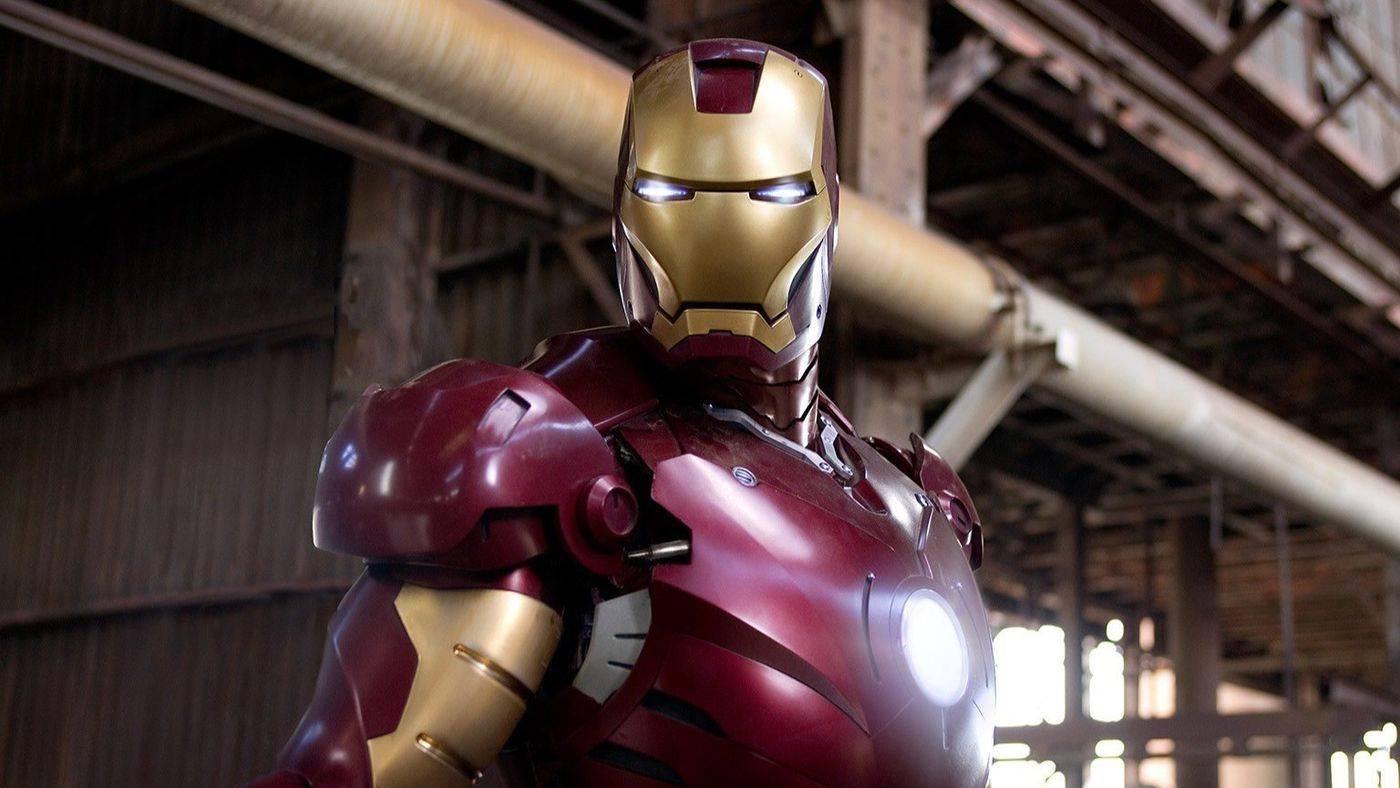 Неизвестные украли со склада костюм Железного человека