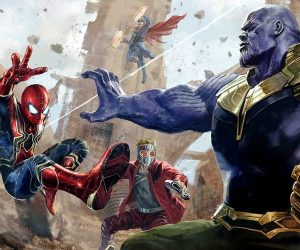 «Мстители: Война бесконечности»идёт на рекорд