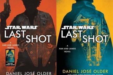«Последний выстрел». Что мыузнали изновой книги поStar Wars 6