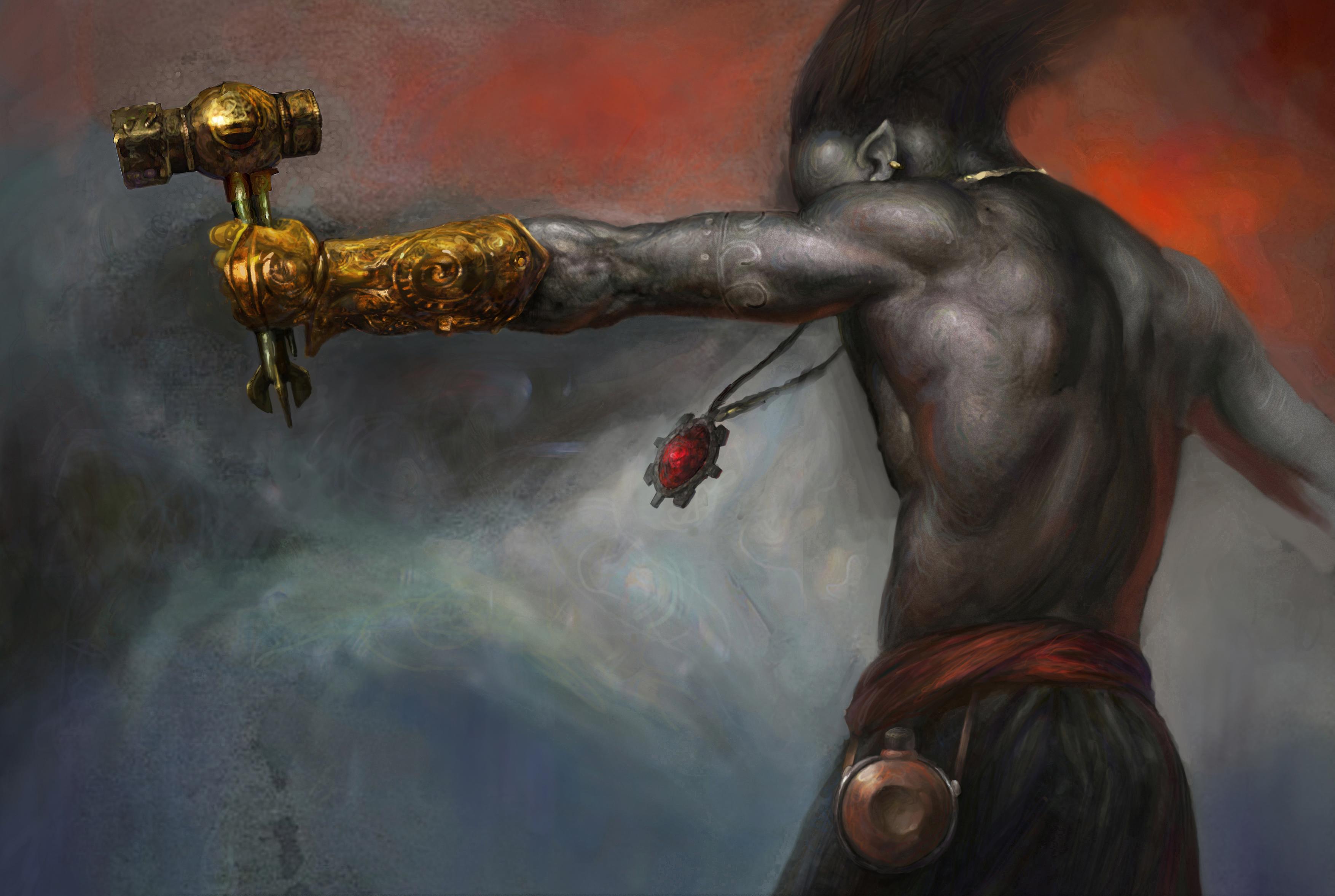 Рагнарёк с доставкой на дом. Самые впечатляющие убийства богов! 6