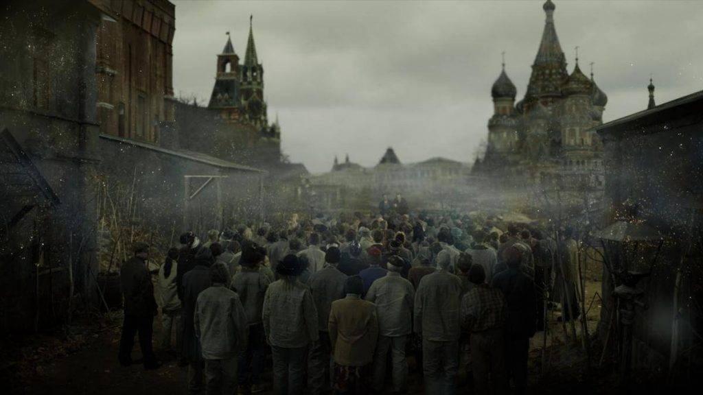 «Черновик»: отличия книги и фильма 7