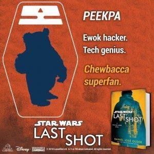 «Последний выстрел». Что мыузнали изновой книги поStar Wars 7