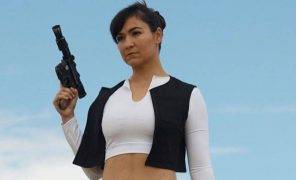 Этот кроссгендерный косплей на «Звёздные войны» привлёк внимание даже Марка Хэмилла!