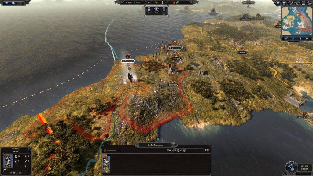 Total War Saga: Thrones ofBritannia
