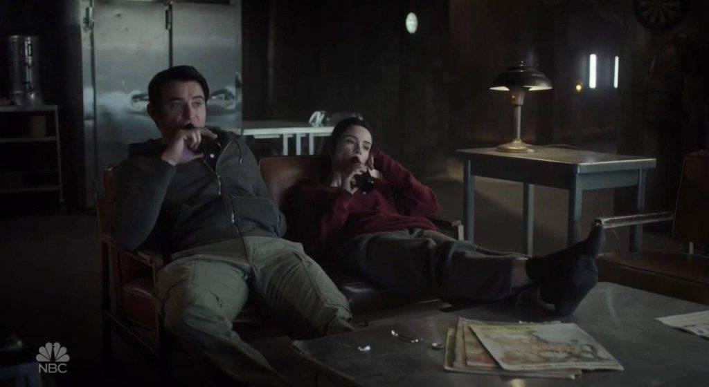 «Вне времени», 2 сезон — почти на уровне «Доктора Кто» 1