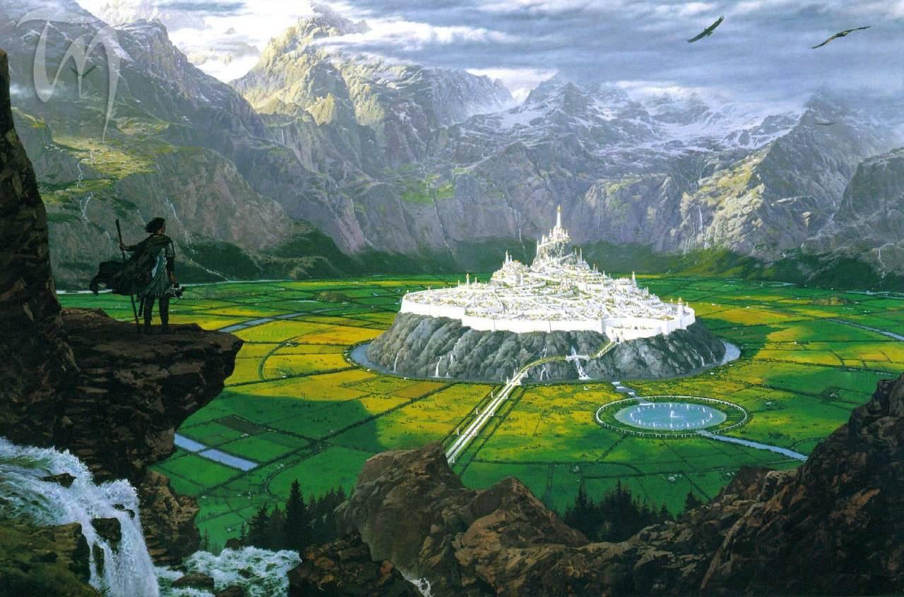 Путеводитель по книгам Толкина: как ориентироваться в произведениях Профессора? 8