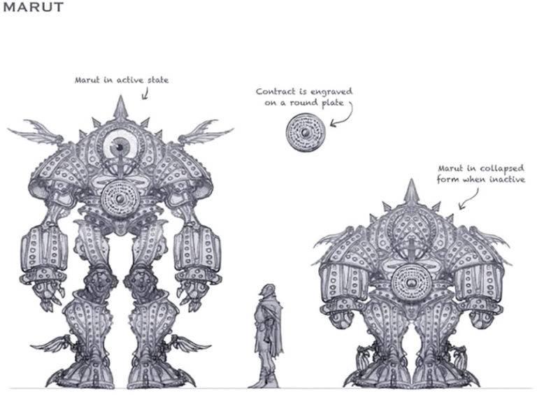 Арт: демоны, монстры и могущественный волшебник в новой книге Dungeons & Dragons 5