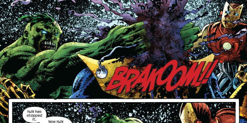 Как победить Таноса? Примеры из комиксов