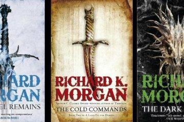 Ричард Морган «Сталь остаётся» 1