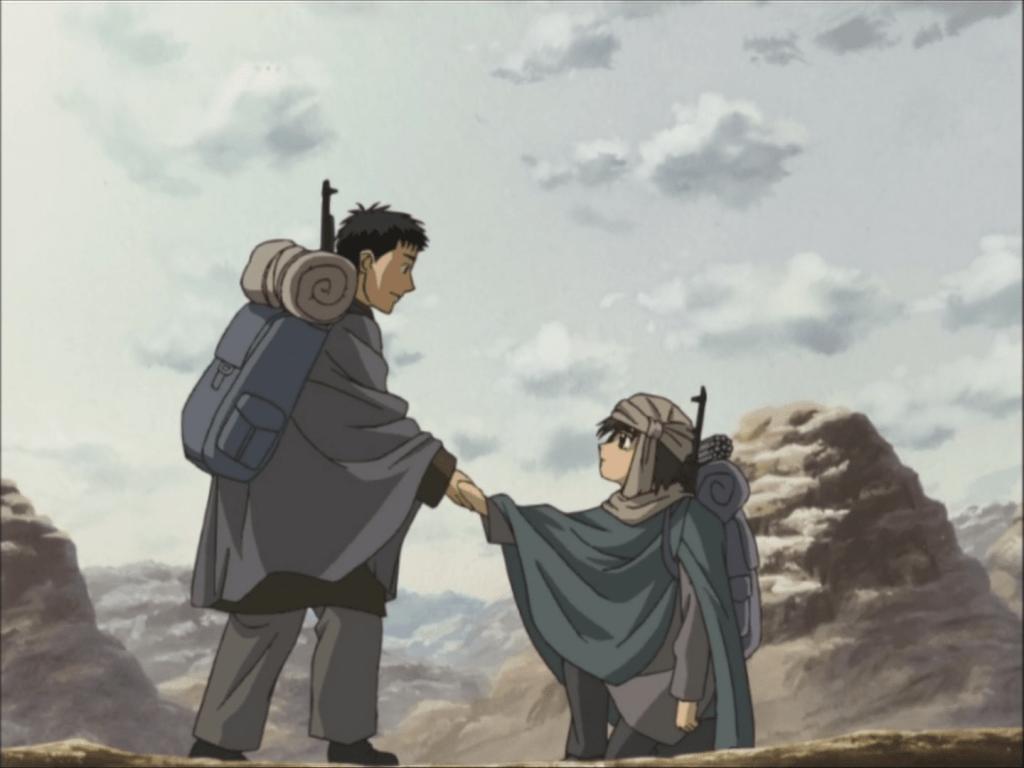 «Стальная тревога!»: мир и герои аниме 10